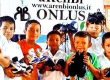 Consegna Container Scarpe Nicaragua
